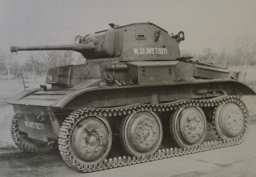 Tetrarch Light Tank